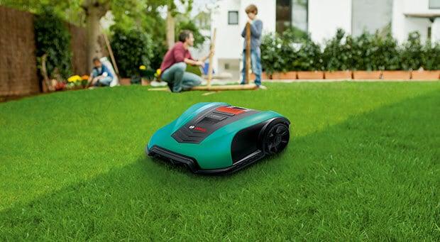 Robot Bosch Indego