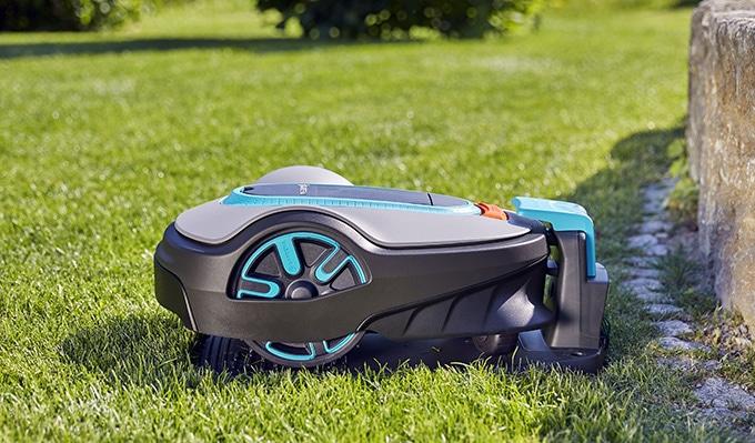 Robot Gardena Sileno